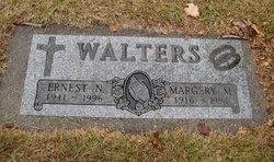 Margery Marie <I>Pierce</I> Walters