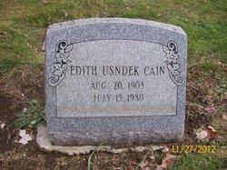 Edith Cain