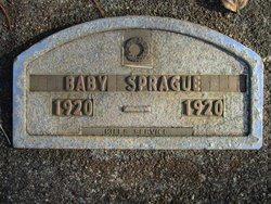Baby Sprague