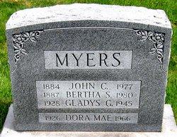 Gladys G. Myers