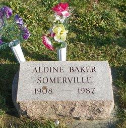 Aldine <I>Baker</I> Somerville