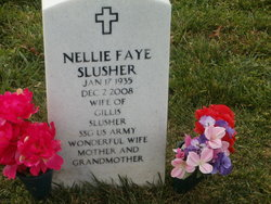 Nellie Faye <I>Slutter</I> Johnson