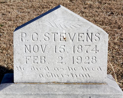 "P. C. ""Peter Carel"" Stevens"