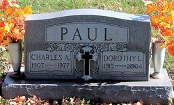 Dorothy Louise <I>German</I> Paul