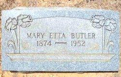 Mary Etta Butler