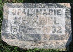 Opal Marie McDaniel