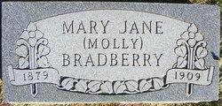 "Mary Jane ""Mollie"" Bradberry"