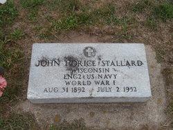 John Horace Stallard