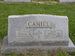 Harry Rutherford Cahill