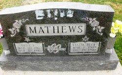 Olive E. Mathews