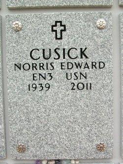 Norris Edward Cusick
