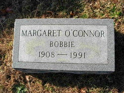 """Margaret """"Bobbie"""" O'Connor"""