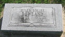 Helen Louise Rowland