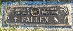Virginia <I>Richardson</I> Fallen