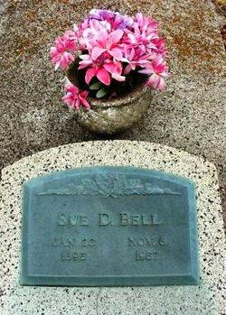 Sue Dean <I>Bliton</I> Bell