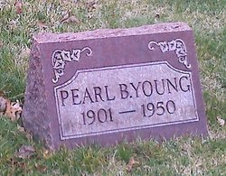 Pearl B Young
