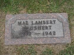 Mae <I>Lambert</I> Brushert