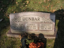 Dorothy Dunbar