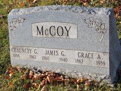 Grace Abbott <I>Dickinson</I> McCoy