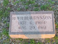 H Wilbur Hynson