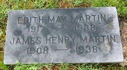 Edith May <I>Anderson</I> Martin