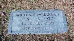 Angela F Parianous