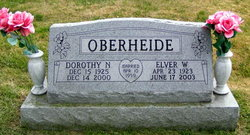Dorothy N. <I>Brandt</I> Oberheide