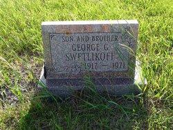 George G Swetlikoff