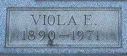 Viola E. <I>Burns</I> Stauffer