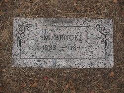 Mary Dimer <I>Hawkins</I> Brooks