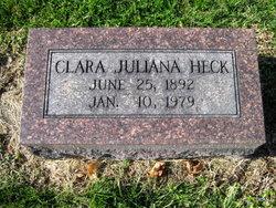 Clara Juliana Heck