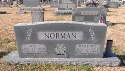 Marjorie Norman