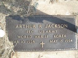 Arthur R Jackson