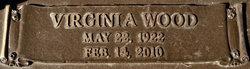 Virginia <I>Wood</I> Motley