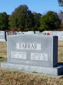 Lillian M Farrar