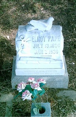 Elroy Pape