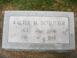 Walter M. Schuster