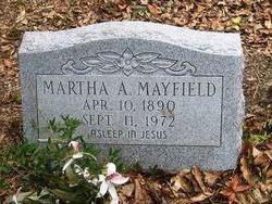 Martha A. Mayfield