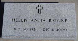 Helen Anita Reinke