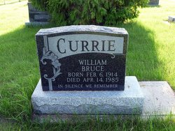 William Bruce Currie