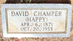 "David ""Happy"" Champer"