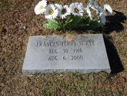 Frances Terry McKee