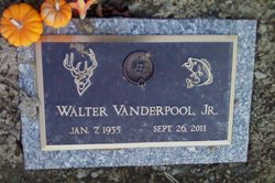 Walter Vanderpool, Jr