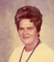 Mrs Mary Lee <I>Edwards</I> Hall