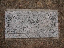 M Turner