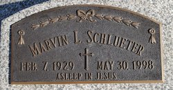 Marvin L Schlueter