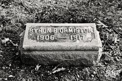 Byron Burns Ormiston