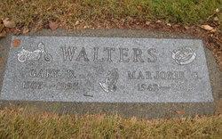 Marjorie Cecelia <I>Fjelde</I> Walters