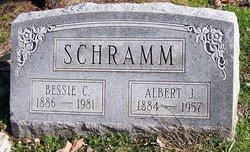 """Elizabeth C """"Bessie"""" Schramm"""