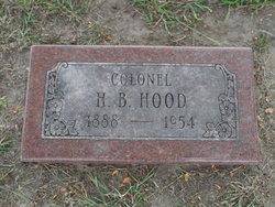 Col H. B. Hood